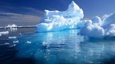 Door de opwarming van de aarde is er weer maar eens meer ijs gesmolten dan dat er bij gevroren is.