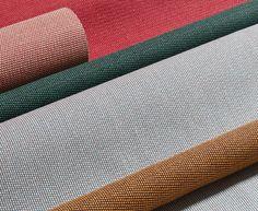 Terrain is the new range of outdoor fabrics by Kettal | #designbest