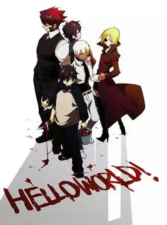 Kekkai Sensen. That's opening is really great! *0*