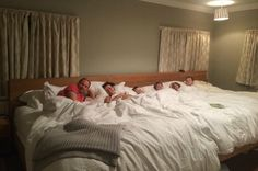 How do you fit a family of 6 in a family bed? Just make the bed bigger! The Constable family's huge bed is showing us how to do co-sleeping right. | Page: 2