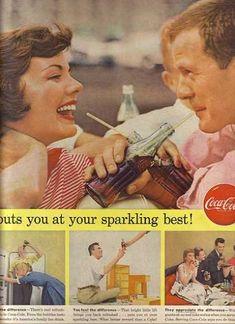 Coca Cola Company's Coca-Cola (1956)