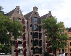 CreaCrola : Daggetje in Amsterdam. De ouderwetse pakhuizen.  creacrola.nl