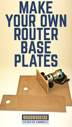 Make Your Own Homemade Router Table And Base Plates Wwgoa Homemade Router Table Router Woodworking Router
