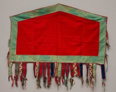 33 x 43 Vintage Handmade Turkoman Trapping Tekke Camel by CICEM, $385.00