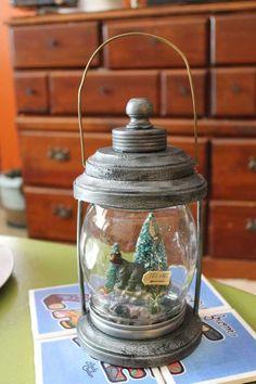 Tee Lake Resort: Lantern Globes for the Mercantile