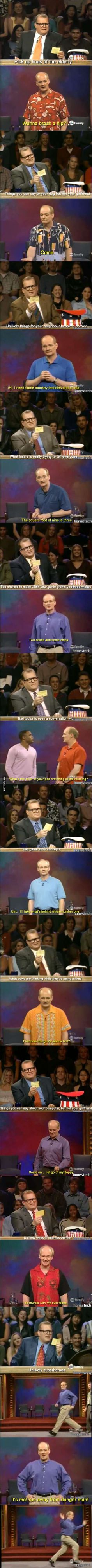 The best of Colin Mochrie.