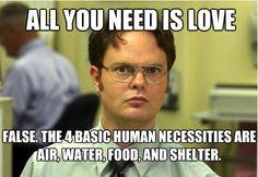 Go Dwight!