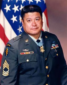 CONGRESSIONAL MEDAL OF HONOR WINNERS | Roy Benavidez, Congressional Medal of Honor recipient.