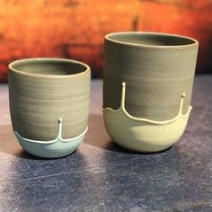 Cactus pot - ceramic planter - small plant pot - plant pot cover - stoneware plant pot - plant holder - succulent r Ceramic Plant Pots, Cactus Ceramic, Small Cactus Plants, Mustard Plant, Cactus Pot, Stoneware Mugs, Succulent Pots, Plant Holders, Tea Cups