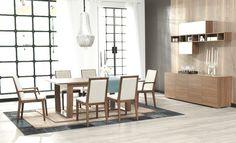 Evora Yemek Odası #TepeHome #yemekodasi #yemektakimi #masa #mobilya #evdekorasyonu #sandalye #diningroomsets #furniture #homedecor #dinnertable #diningtable #table #chair