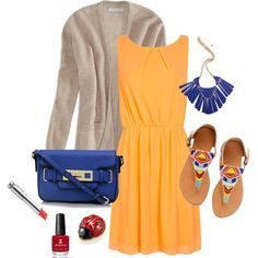Primary brights #summer #outfit
