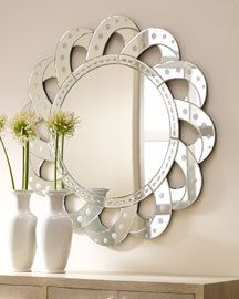 WATER ELEMENT  ...Introduce a Feng Shui Water Element to Your Home with These Tips: Mirrors