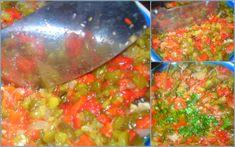 Salade grillée Tunisienne | Le Blog cuisine de Samar
