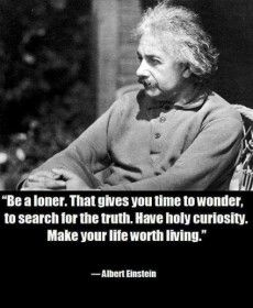 Best selection of the funny genius Albert Einstein Quotes and Sayings with Images. Simple einstein quotes on bees, creativity, simplicity. Get inspired! Citations D'albert Einstein, Citation Einstein, Albert Einstein Quotes, Now Quotes, Great Quotes, Words Quotes, Quotes To Live By, Inspirational Quotes, Lyric Quotes