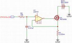 Constant Load Current Circuit