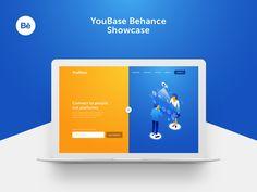 YouBase Behance Showcase