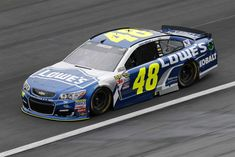 Starting lineup for Sprint All-Star Race: Saturday, May 2016 - Jimmie Johnson will start fifth in the No. Chad Knaus, Jimmy Johnson, Nascar Race Cars, Plastic Model Cars, Homesteads, Football, Baseball, Paint Schemes, Auto Racing