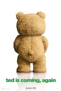 Cheeky Poster For Seth MacFarlane's 'Ted – Starring Mark Wahlberg, Amanda Seyfried, Morgan Freeman, Liam Neeson… 2015 Movies, New Movies, Movies To Watch, Movies Online, Good Movies, Netflix Online, Movies Free, Drama Movies, Seth Macfarlane