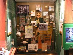 GREEN BAY PACKER Hall of Fame, Lambeau Field, Green Bay, Wisconsin.