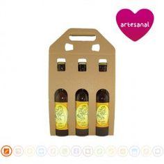 """Lote De Cervezas Artesanas """"Rubia Lola"""", Alacena De La Vega  Formato: Lote de regalo con Cervezas Artesanas. Incluye: Cervezas La Rubia Lola IMPORTANTE: Para envíos mediante mensajería se envía el lote desmontado, para evitar posibles desperfectos durante el envío #cerveza #artesana #beer #torrevieja #alacena"""