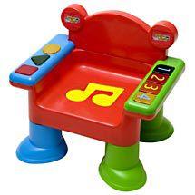 Baby Jamz Mix Master Music Chair