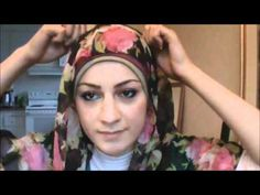excellent Summer Hijab Tutorial - Part 1 - with AsoOmii Jay Modest Fashion, Hijab Fashion, Fashion Beauty, Hijab Style Tutorial, Love Mom, Hijab Outfit, Head Wraps, Traditional Outfits, Style Guides