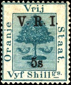 Orange tree, overprinted
