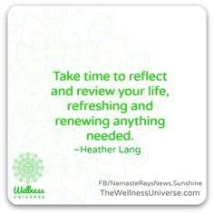 The #Wellness Universe #quoteoftheday by @heatherclang  <3 Read Heather's expanded thought for more #inspiration #WUVIP