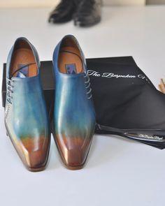 Shoetiful #beautiful have a great morning #billionairebound #instagood #handmadeshoes #style #designer #menswear