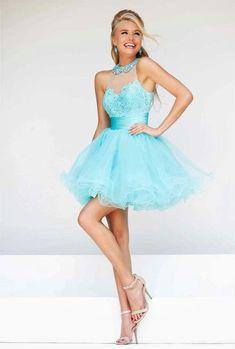 vestido-color-celeste-para-quince-anos