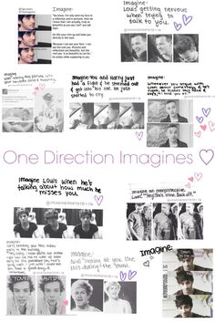 Group Board Idea: hey so I got deleted off of one of my favorite boards :( So I decided to make a group board of my own but instead of just Harry Imagines it's going to be One Direction Imagines :) I was wondering if this was a good Idea and if so would anyone want to join? Just comment below ^_^