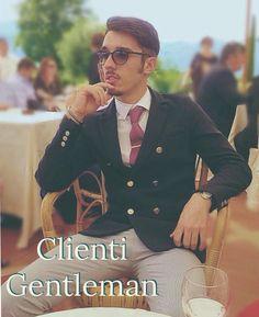 Gianmarco Angelelli per Gentleman Rieti! Perché il vero protagonista del nostro successo sei tu!