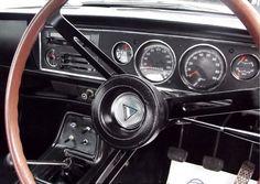 1968 Toyota 1600 GT