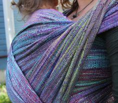 My Custom Farideh Craigh Na Dun 4.7m Purple and blue hemp weft