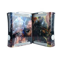 Gears of War Xbox 360 Protector Skin Decal Sticker, Item No. BOX0832-04 $16.49 Your #1 Source for Video Games, Consoles & Accessories! Multicitygames.com