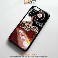 PHILADELPHIA FLYERS Ice Hockey Team NHL Case for iPhone Galaxy HTC iPad iPod