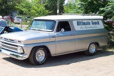 Chevy Panel Van  | Car photo