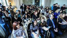 Уважаемые журналисты, мы начинаем аккредитацию на St.Petersburg Fashion Week! spbfashionweek.ru#spbfw #fashionweek #press #аккредитация #fw1415 #fashion
