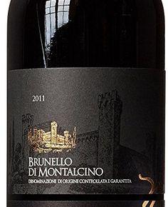 Brunello di Montalcino 2010/2011 Wine 75 cl