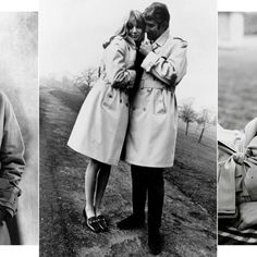 The Burberry trench in 10 campaigns | Vogue Paris