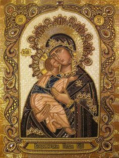 Vladimir Icon of the Mother