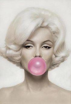 pink bubblegum