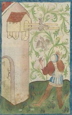 Kriegstechnik (Bilderhandschrift) Oberrhein · um 1420-1440 Ms. Rh. hist. 33b  Folio 130v
