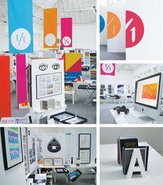 NTU (Graphic design) degree show 2012 by Nicola Robson, via Behance