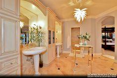 Thats one big bathroom!