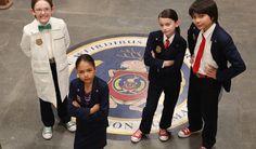 Get a Sneak Peek at PBS Kids' Wacky New Show <em>Odd Squad</em>