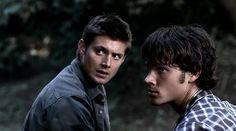 Sam and Dean  #Supernatural  #DeadInTheWater  1.03