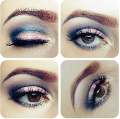 Нежный розово-синий макияж с палеткой Storm от Sleek  #sleekeyeshadow #sleek #sleekcosmetics #sleekstorm #sleekpalette #sleekmakeup #makeup #mua #makeupeyes #makeupartist #makeupaddict #ilovemakeup #bblog #bblogger #beauty #eyeshadow #eyes #ardelllashes #lashes #zoevabrushes  #макияжглаз #макияж #визаж #вечерниймакияж #нежныймакияж #тени #палеткаsleek #бьютиблог #бьютиблоггер #зоевакисти  www.visart.by