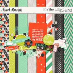 Quality DigiScrap Freebies-It's the Little Things mini kit freebie from Two Tiny Turtles