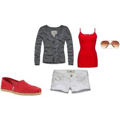 Summer :), created by spsoccergal on Polyvore